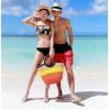 Пляжная одежда, обувь, головные уборы, полотенца