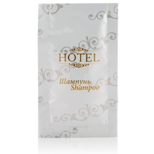 "Шампунь ""Hotel"" (флопак) 10 мл./500"