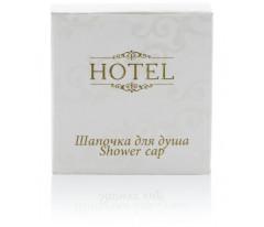 """ОПТ Шапочка для душа в картоне, серия """"Hotel""""/300 шт."""