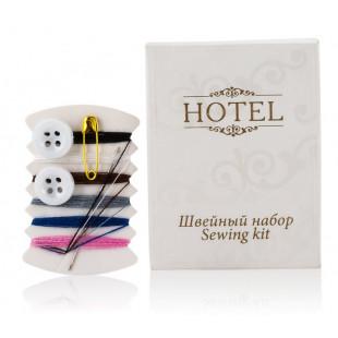 """Швейный набор в картоне, серия """"Hotel""""/500 шт."""
