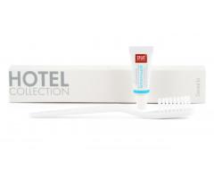 "ОПТ ""Hotel collection"" зубной набор (картон)/200"