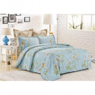 Комплект постельного белья из сатина Valtery C-191