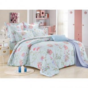 Комплект постельного белья из сатина Valtery C-220
