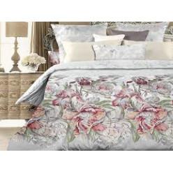Комплект постельного белья Царство пионов