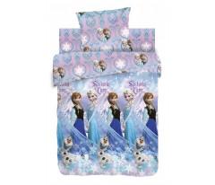 """Комплект постельного белья Холодное сердце """"Сестры и Олаф"""""""