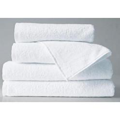 ОПТ Полотенце махровое белое 50*90