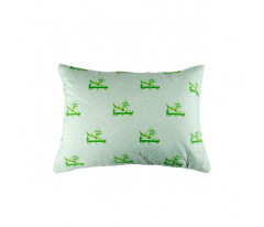 Подушка евро Bellasonno Бамбук,чехол простеганный с бамбуковым волокном