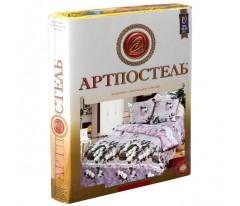Постельное белье «Артпостель» Цветные сны (сиреневое с мелкими цветами)