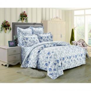 Комплект постельного белья из сатина Valtery С-232