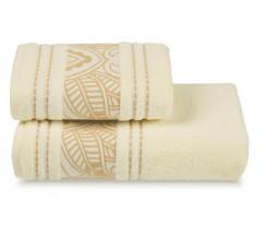 Полотенце махровое - Vanilla