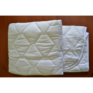 """Одеяло искусственный наполнитель """"Лебяжий пух"""" в тике облегченное"""