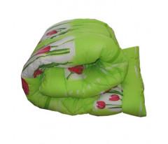 Одеяло недорогое файбер (экофайбер, холофайбер)