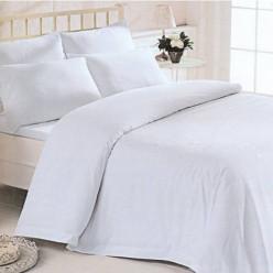 Комплект постельного белья бязь беленая, ГОСТ, плотность 250 г/м