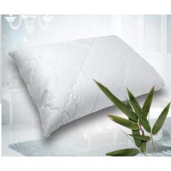 Подушка стеганная Бамбук, материал верха -сатин